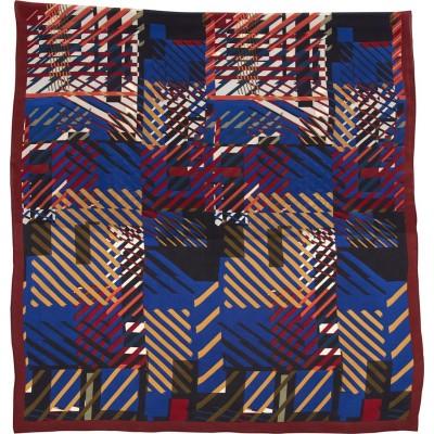 Εσάρπα BELLA BALLOU TARTAN Μπλε/Κόκκινο 0220-2340