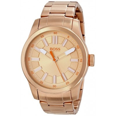 Boss Orange Paris Rose Gold Matte Stainless Steel 1512993