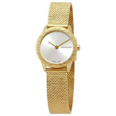 Ρολόι CALVIN KLEIN Minimal Gold Stainless Steel Strap K3M23V26