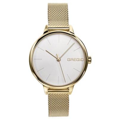 GREGIO Fiorella Gold Stainless Steel Bracelet GR220020