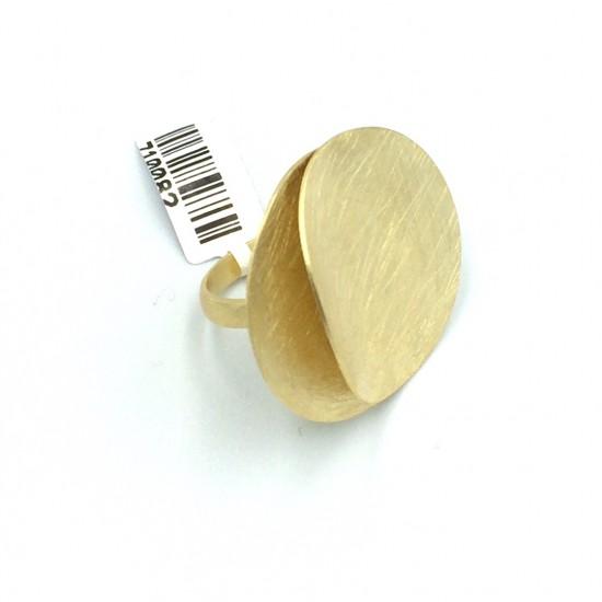 ΔΑΧΤΥΛΙΔΙ JOOLS HR-24788P ασήμι gold plated