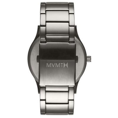 MVMT Classic Gun Metal Stainless Steel Bracelet