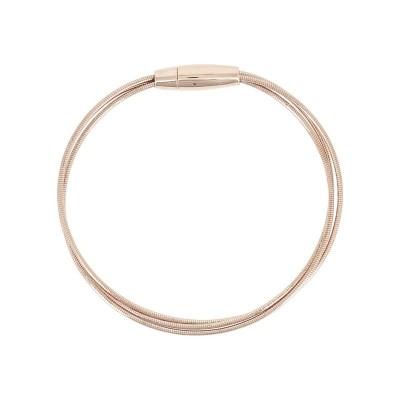 Βραχιόλι Pesavento DNA Spring Ασήμι Pink Silver