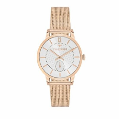 TRUSSARDI Rose Gold Stainless Steel Bracelet R2453113501