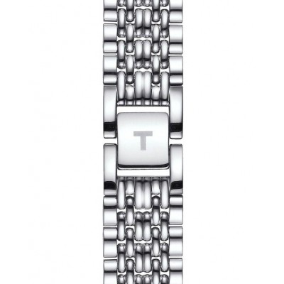 TISSOT T-Classic Everytime Silver Stainless Steel Bracelet