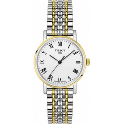 TISSOT T-Classic Everytime Two Tone Stainless Steel Bracelet