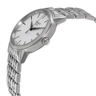 TISSOT T-Classic Carson Stainless Steel Bracelet