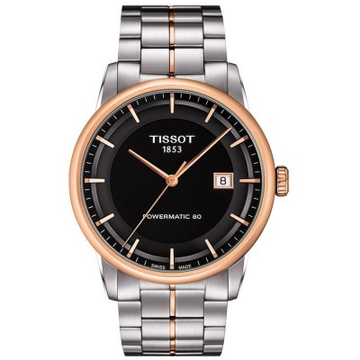 TISSOT Gents Luxury Automatic Two Tone Stainless Steel Bracelet