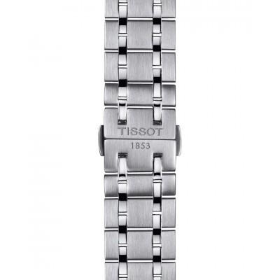 TISSOT T-Classic Chemin Des Tourelles Powermatic 80 Stainless Steel Bracelet