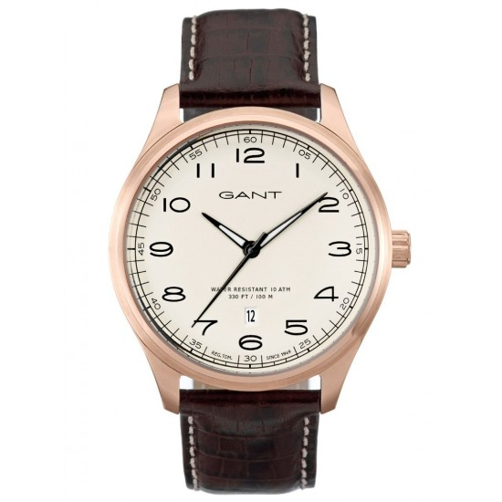 Gant Montauk Time Men's Watch Analogue Quartz Leather W71303