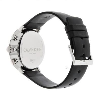 Ρολόι Calvin Klein μαύρο λουράκι K8M271C1