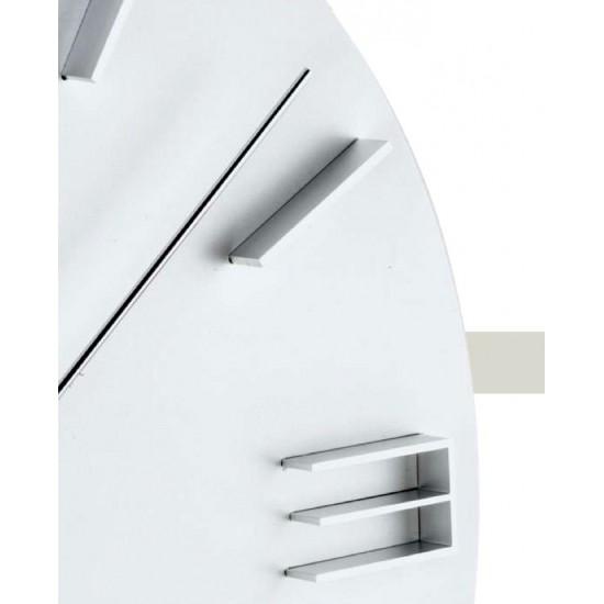 ΡΟΛΟΙ ΤΟΙΧΟΥ ΛΕΥΚΟ 14957 40 cm